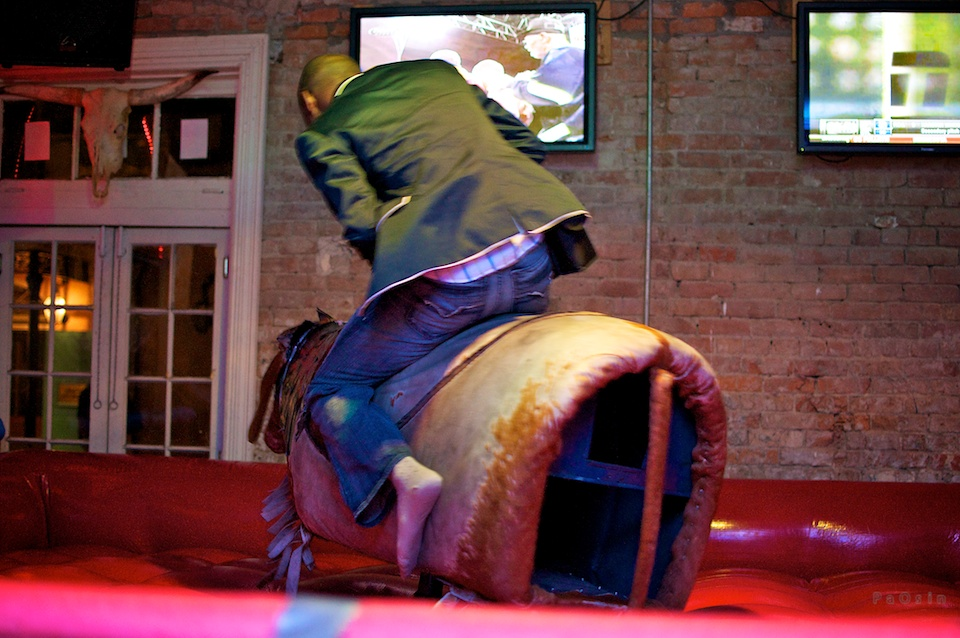Bull Ride 12
