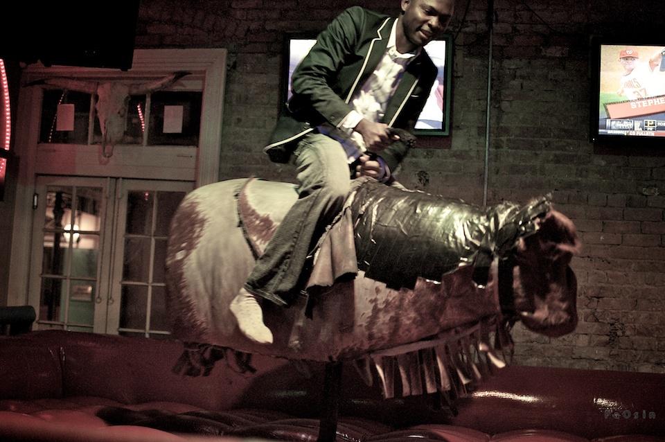 Bull Ride 15