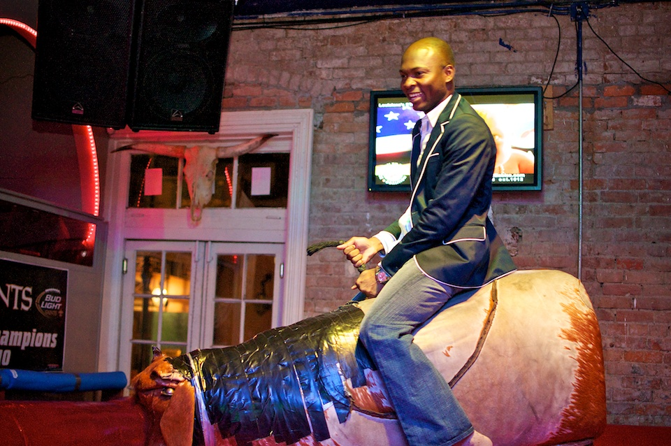 Bull Ride 16