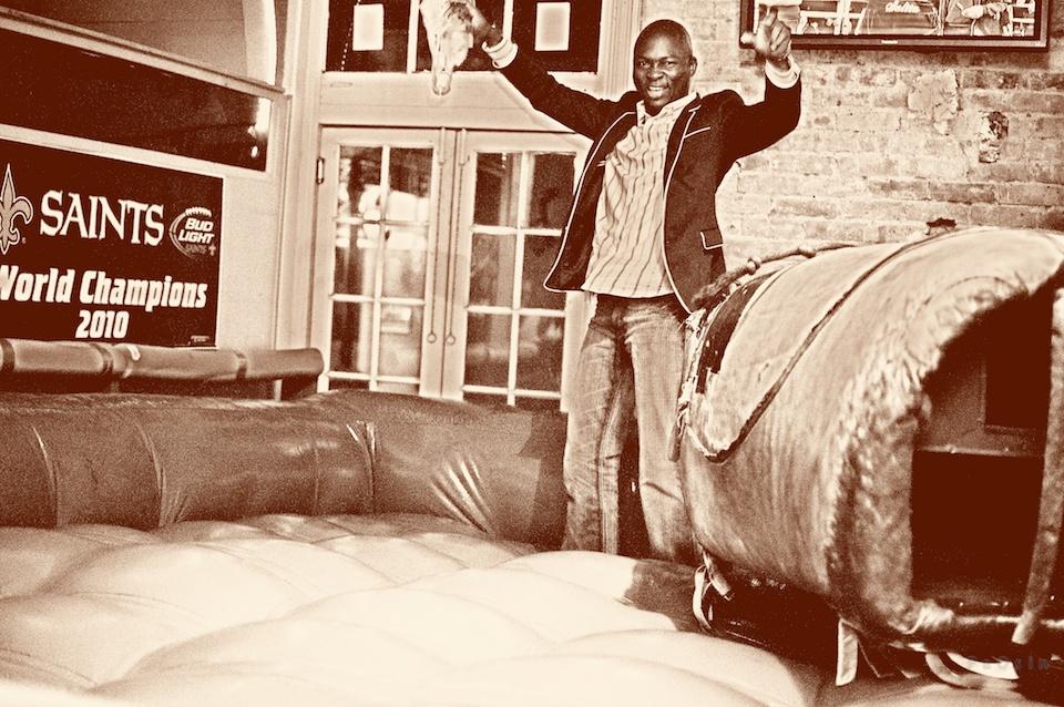 Bull Ride 5