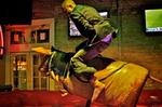 Bull Ride 7