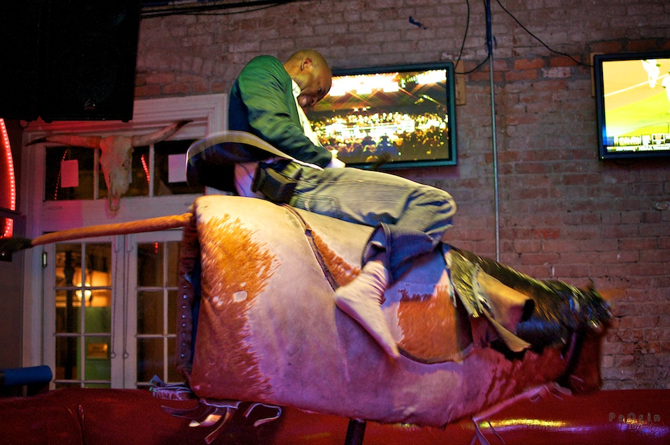 Bull Ride 8