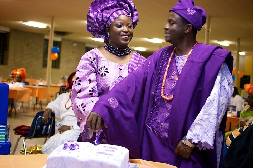 Funmi & Akin's Engagement 1034