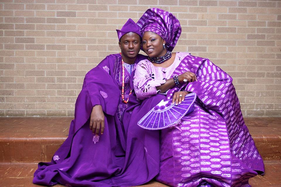 Funmi & Akin's Engagement 1082
