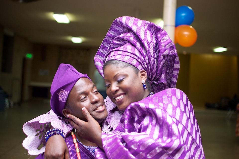 Funmi & Akin's Engagement 1268