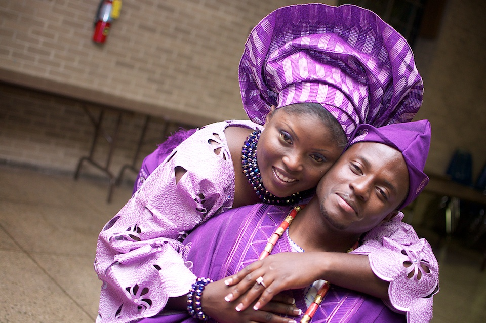 Funmi & Akin's Engagement 1281