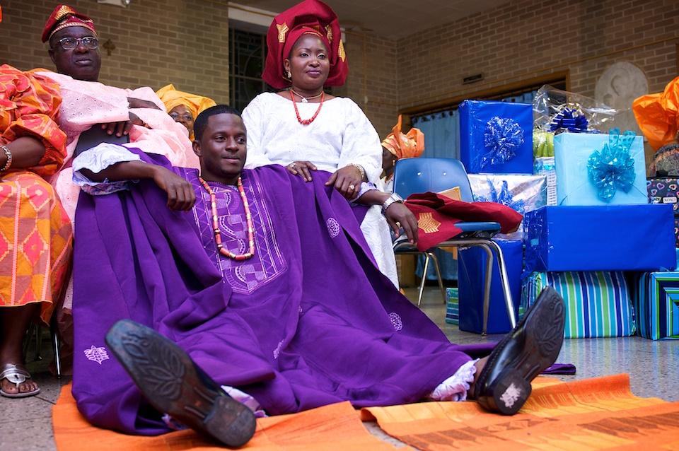 Funmi & Akin's Engagement 687
