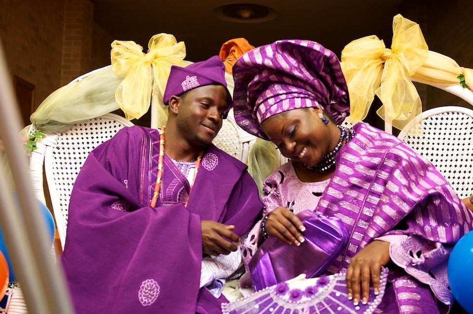 Funmi & Akin's Engagement 924