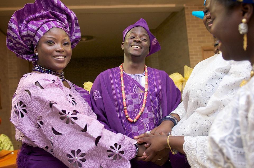 Funmi & Akin's Engagement 952