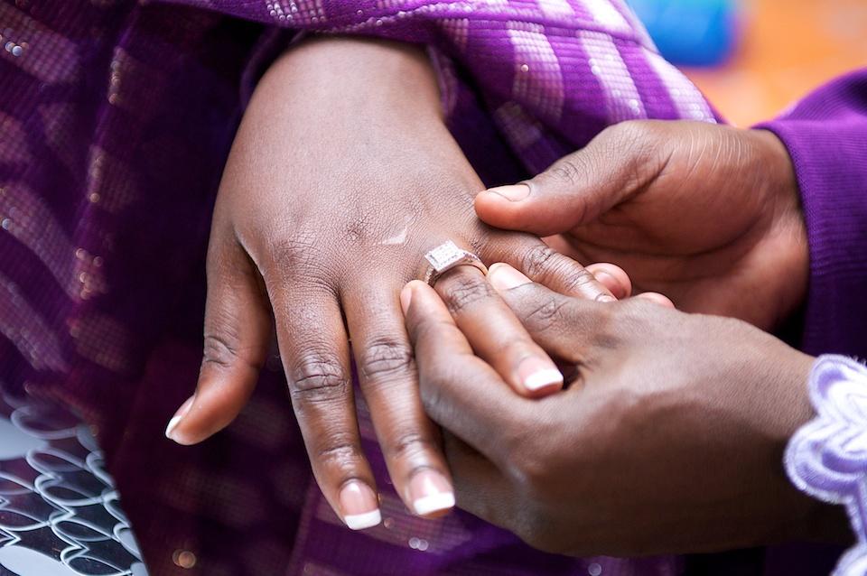 Funmi & Akin's Engagement 979