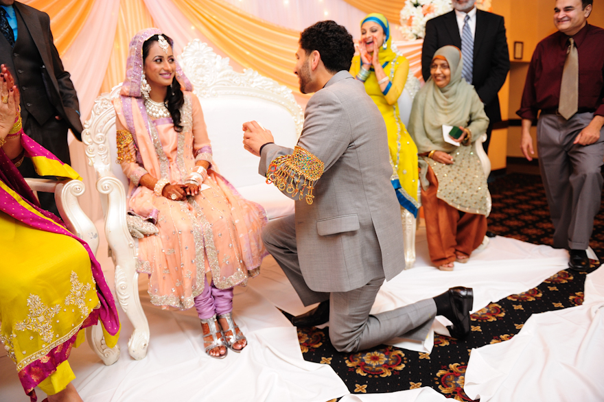 Pakistani Engagement Ceremony | www.pixshark.com - Images ...