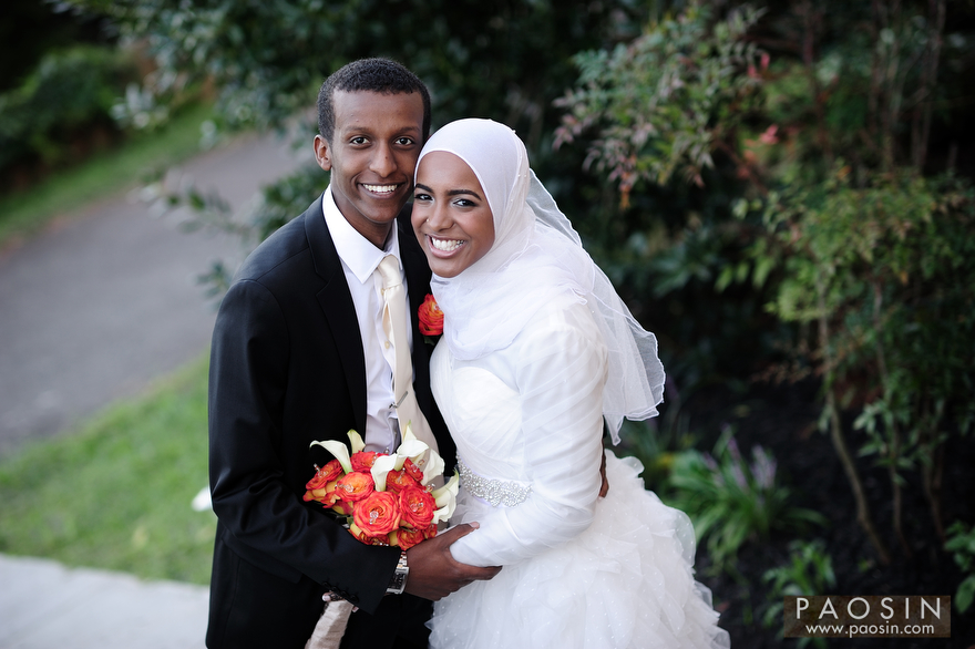 Omnia & Mohamed – A Sudanese & Somali Wedding | PAOSIN